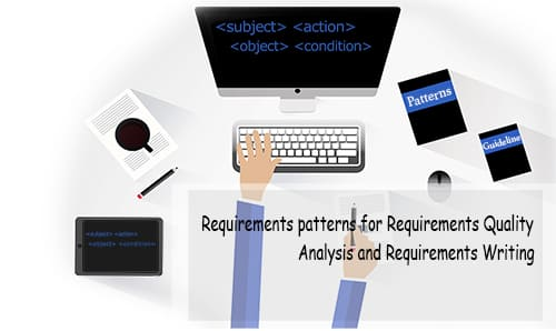 Requirements patterns for Requirements Quality Analysis and Requirements Writing